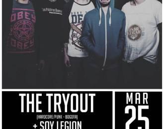 The Tryout Et Soy Legion À Montpellier