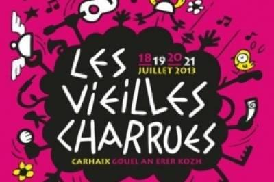 Vieilles Charrues 2013