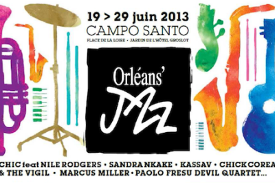 Orl�ans'Jazz 2013