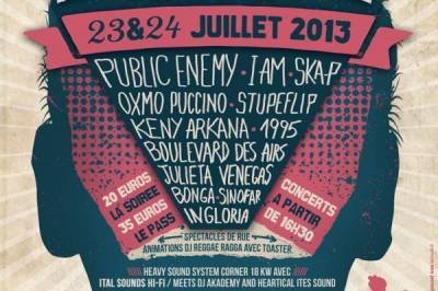 Festival Emma�s Lescar Pau 2013
