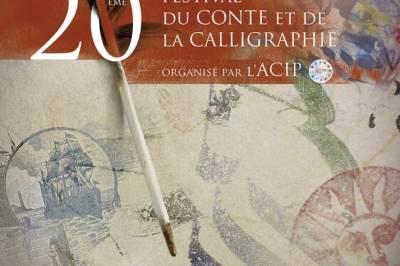 Festival du Conte et de la Calligraphie 2013
