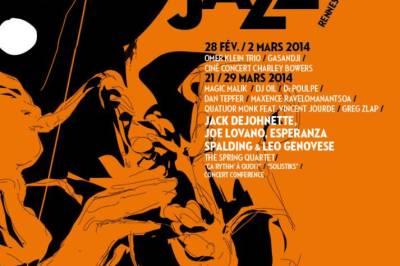 Jazz � l'�tage 2014