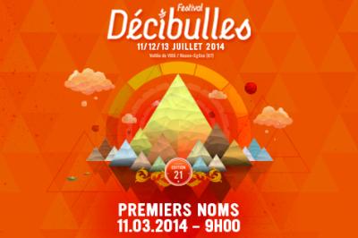 Festival Décibulles 2014