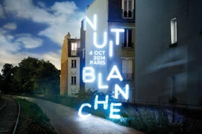 Nuit blanche Paris 2014
