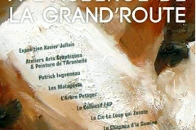 A l'Auberge de la Grand'Route 2014
