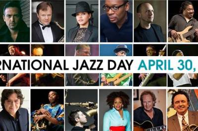 Journée Internationale du Jazz 2015