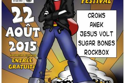 Festival Rock & Blues de Ségoufielle 2015