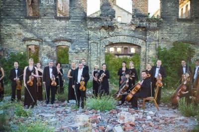 Ashot Tigranyan et le Classical Concert Chamber Orchestra à Nancy