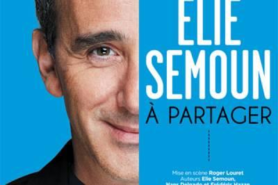 Elie Semoun à Montelimar