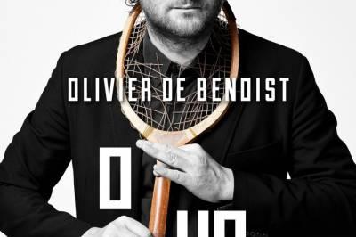 Olivier de Benoist - O/ 40 ans à Draguignan
