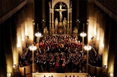 Mendelssohn - Symphonie Lobgesang à Paris 8ème