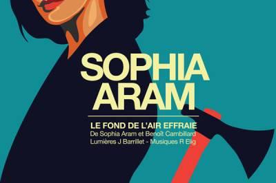 Sophia Aram à Cluses