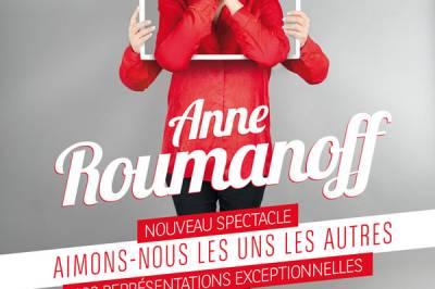Anne Roumanoff à Le Havre