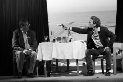Paroles d'hommes de Denis Le Guillochet à Nantes