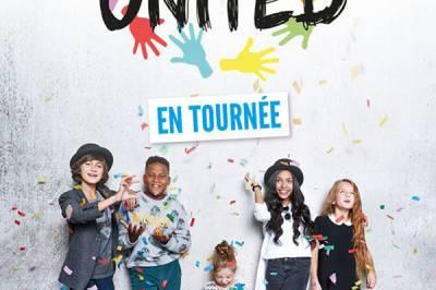Kids United à Paris 19ème