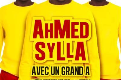 Ahmed Sylla à Villepinte