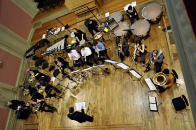 Grand Ensemble de Cuivres et Percussions à Annemasse