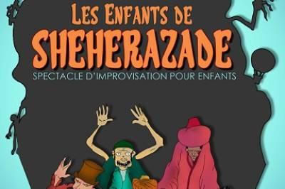Les enfants de Shéhérazade à Dijon
