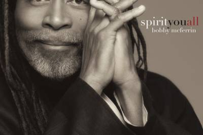 Bobby McFerrin à Le Havre