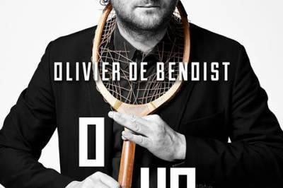 Olivier de Benoist - 0/40ans à Hyeres
