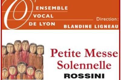 Petite Messe Solennelle de Rossini à Lyon
