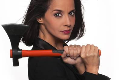 Sophia Aram : Le fond de l'air effraie à Dax