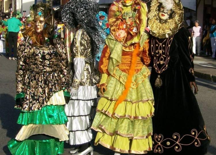 Carnaval De Guyane 2018