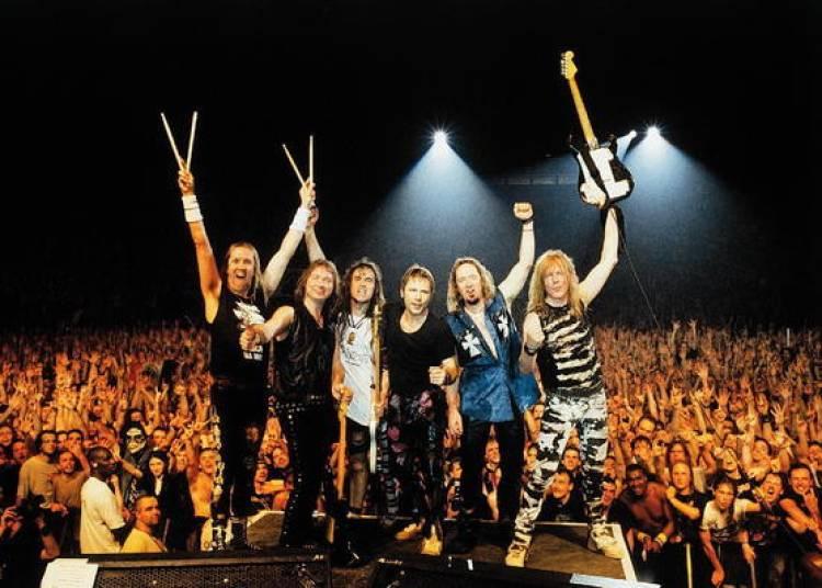 Iron Maiden - Rob Zombie - Slayer à Clisson