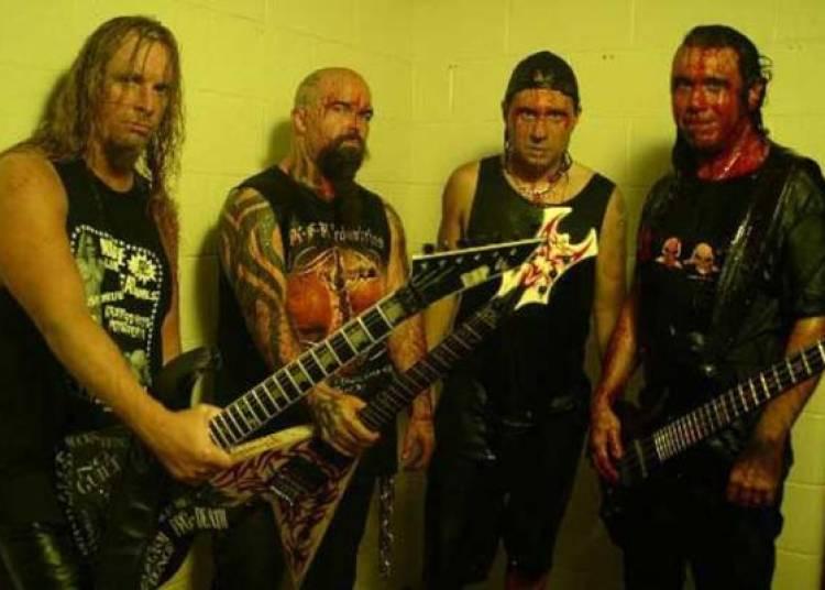 Slayer - Trivium - Sepultura à Clisson