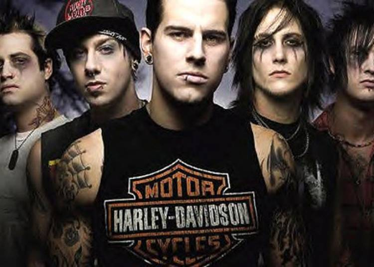 Avenged Sevenfold - Soulfly � Clisson