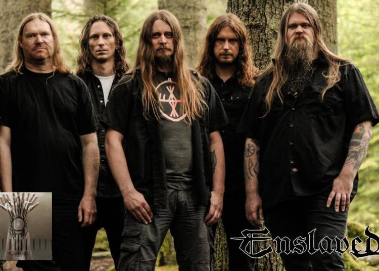 Enslaved - Turisas � Clisson