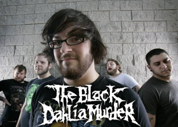 Paradise Lost - Soilwork - The Black Dahlia Murder � Clisson