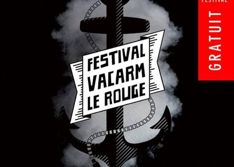 Festival Vacarm le rouge 2015
