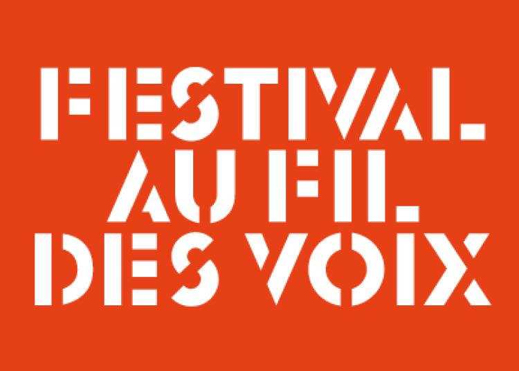 Festival au fil des voix 2017