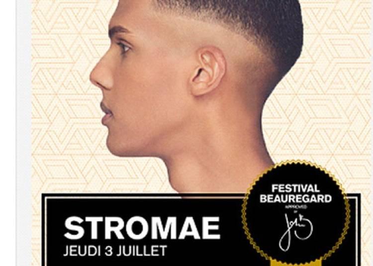 Stromae à Herouville saint Clair