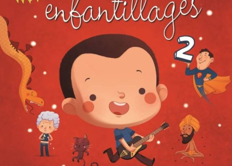 Aldebert Enfantillages 2 � Paris la D�fense