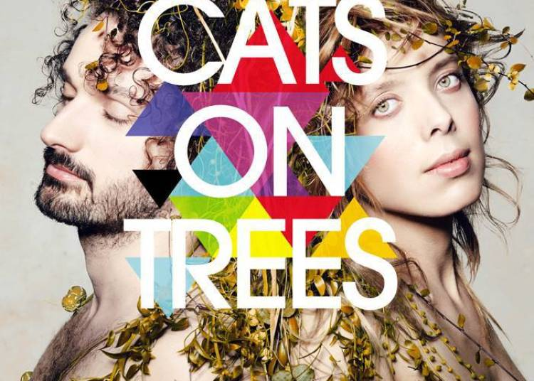 Cats on trees � Paris la D�fense