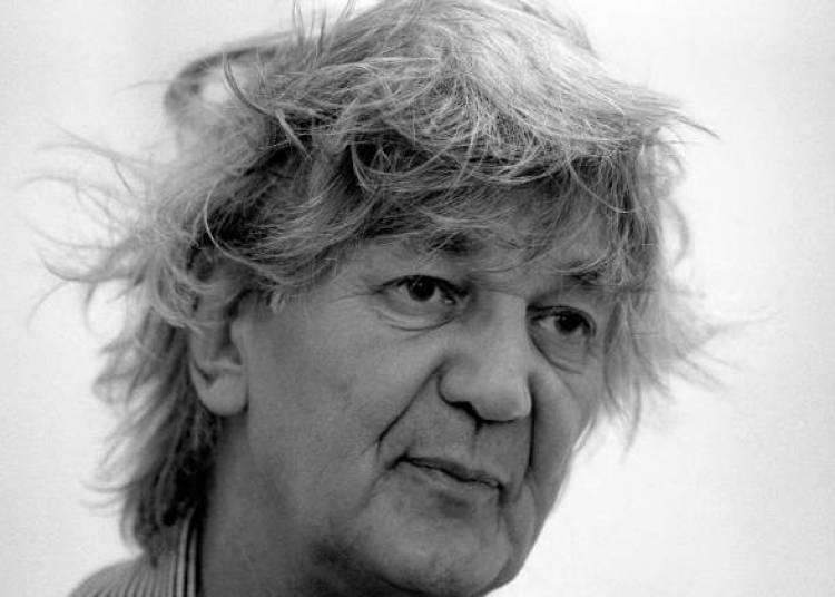 Jacques Higelin à Issy les Moulineaux