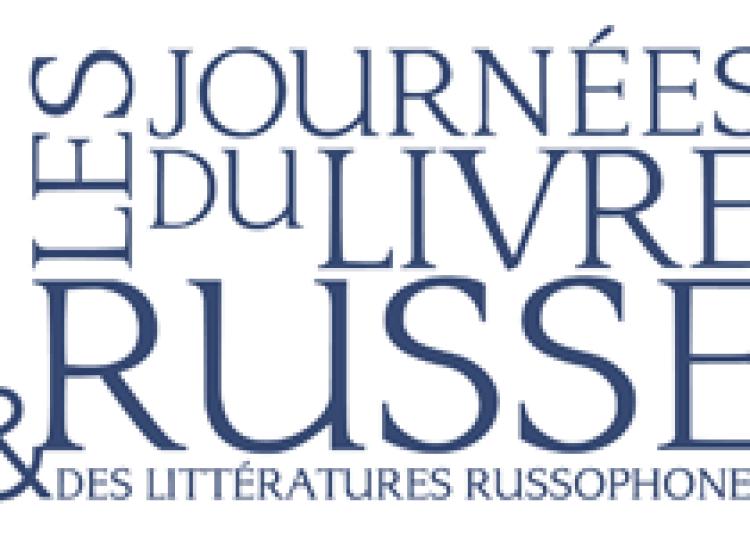 Journ�es du Livre Russe et des Litt�ratures Russophones 2016