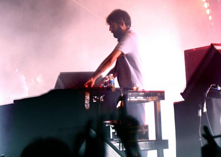 Mr Oizo - Baauer - Naughty J � Biarritz