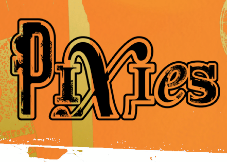 Pixies � Lyon