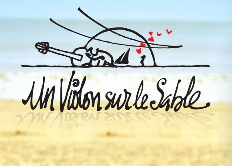 Un Violon sur le Sable 2015
