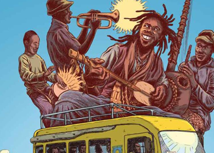 Festival Ard'Afrique 2015