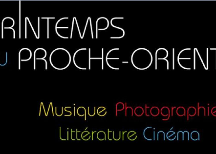 Festival Printemps au Proche-Orient 2015