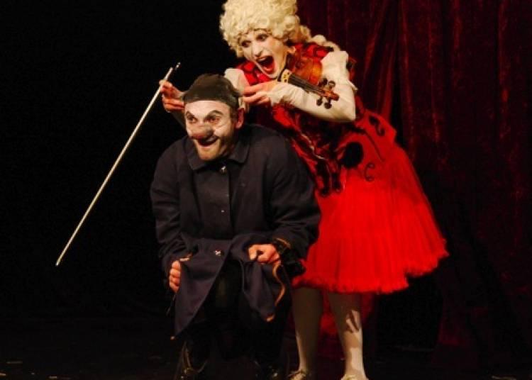Concerto pour deux clowns � Chabeuil