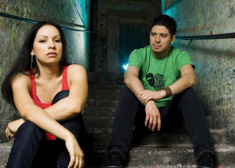Rodrigo y Gabriela -  Ky Mani Marley à Neuve Eglise