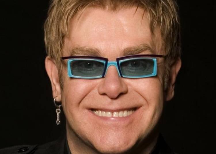 Elton John à Lyon