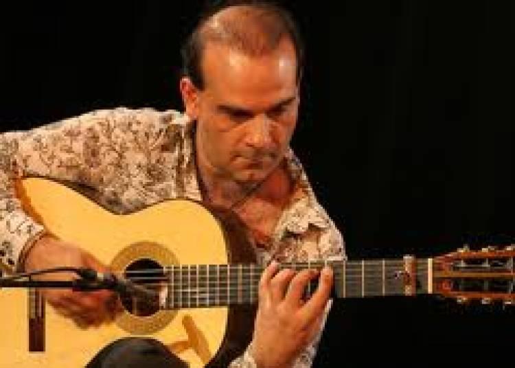 Juan Carmona et L'Onl - Orillas � Lyon