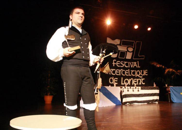 Master Class de Gaita à Lorient