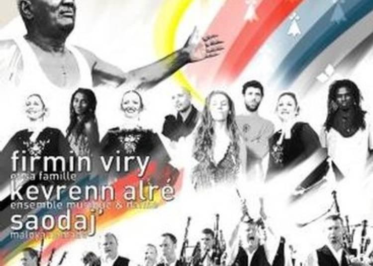 « Breizh Kabar » avec la Kevrenn Alré + Saodaj à Lorient